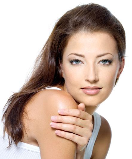 Эффективная процедура против мимических морщин, отёков и темных кругов под глазами