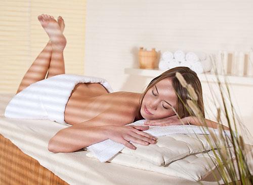 миорелаксирующий спа-массажа