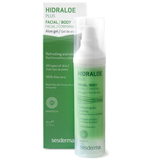 Gel Hidraloe Plus