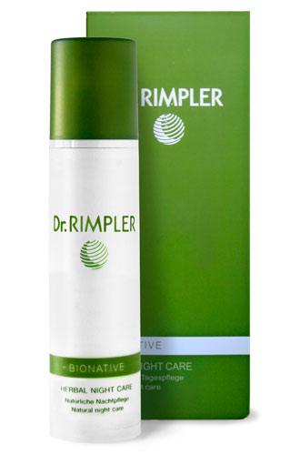 Dr.Rimpler Bionative Herbal Night Care