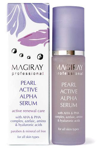 Magiray Pearl Active Alpha Serum