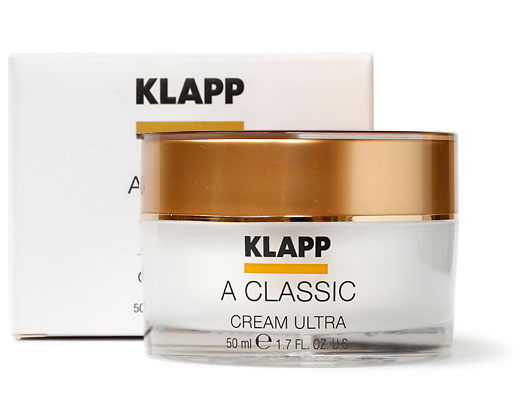Дневной крем KLAPP с витамином А обеспечивает комфорт для зрелой кожи в течение всего дня