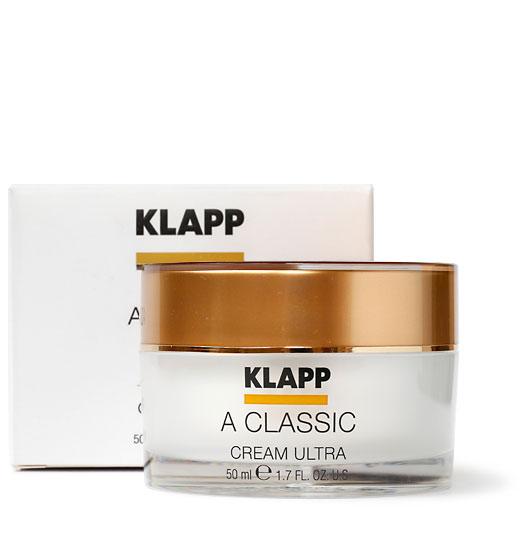 Дневной крем KLAPP A Classic Cream-Ultra под макияж для возрастной кожи