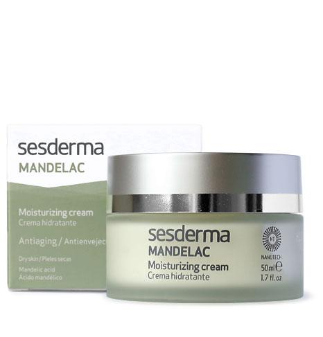 Увлажняющий крем с миндальной кислотой Sesderma Mandelac Moisturizing Cream