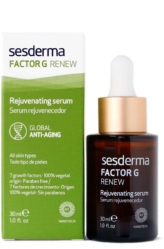 Омолаживающая сыворотка Sesderma Factor G Renew Rejuvenating Serum