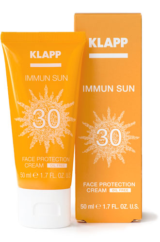 Klapp Immun Sun Face Protection Cream SPF30