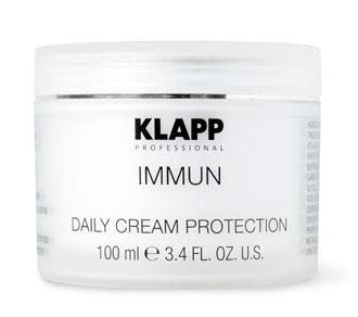 Крем для лица дневной Klapp Immun Daily Cream Protection
